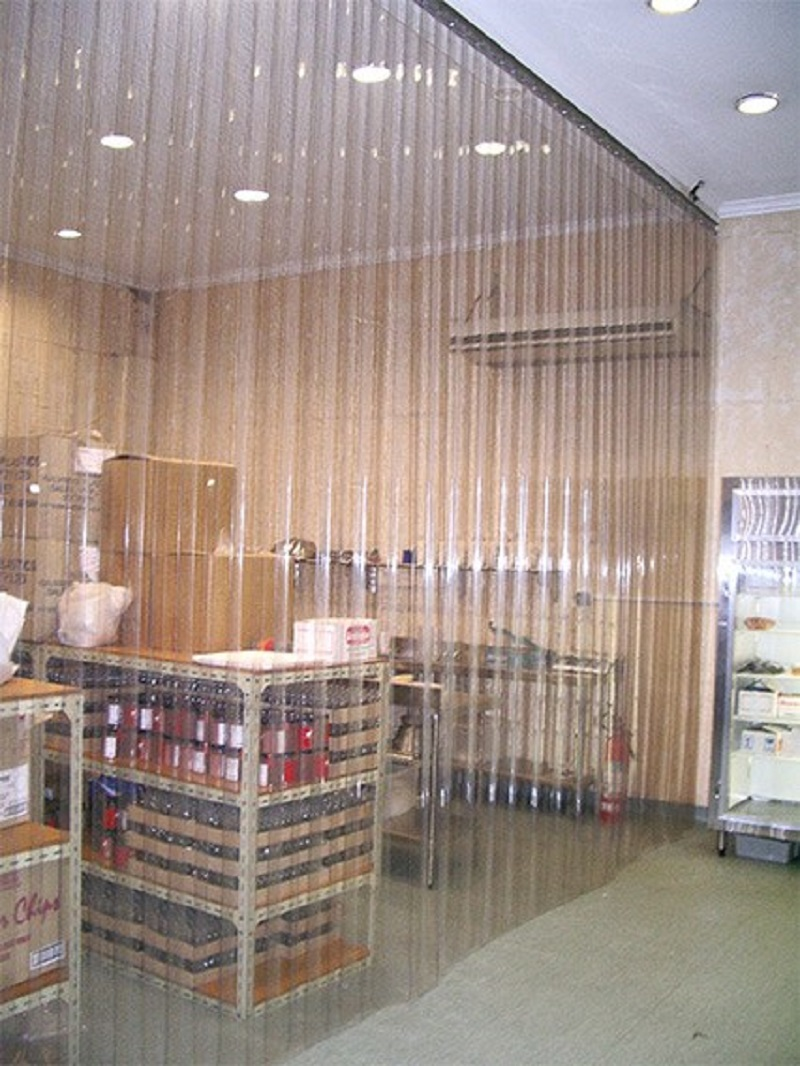 """Heavy Duty - Partitioning Curtains """"Made to Measure"""""""