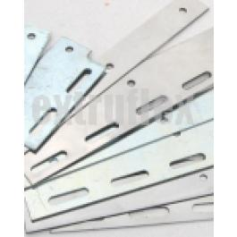 Hook On System - 200mm Stainless Steel Plate Sets (Unit)