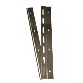 Hook On System - 300mm Stainless Steel Plate S